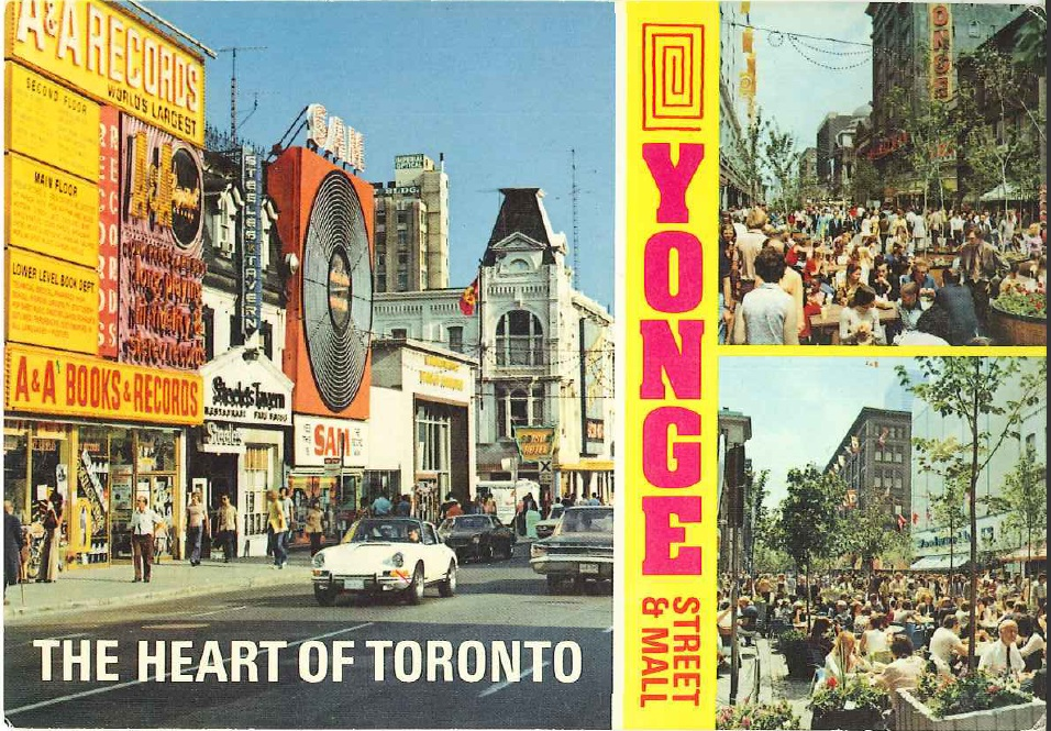 yonge st