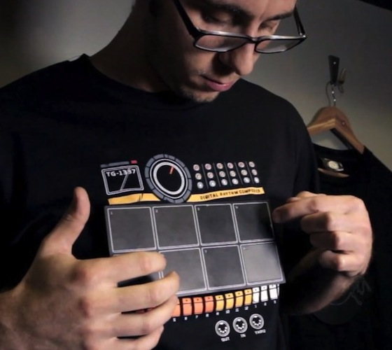 electronic-drum-machine-shirt-o