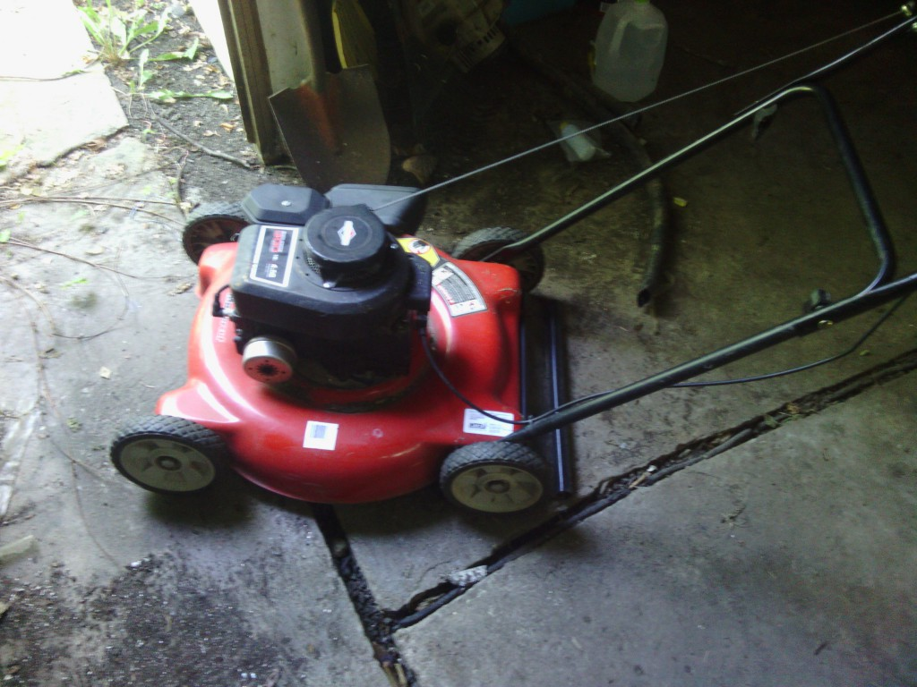 50 dollar mower