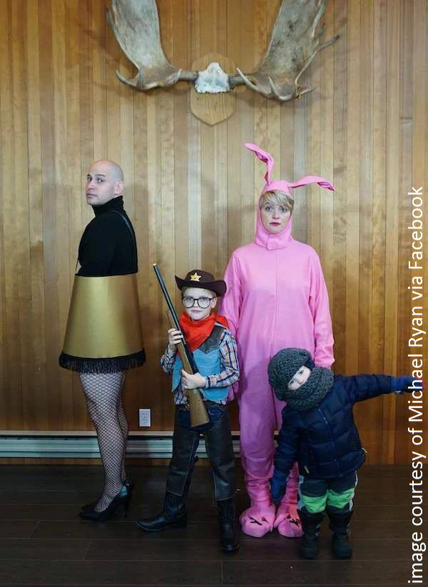 christmas story costumes