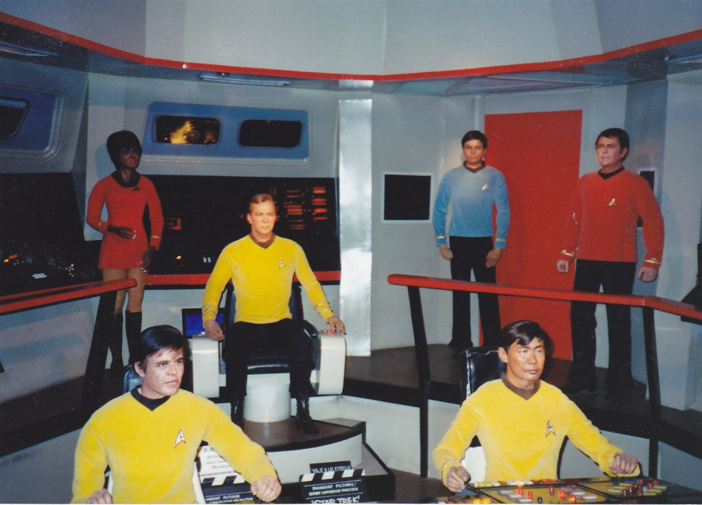 Star Trek Wax Figures