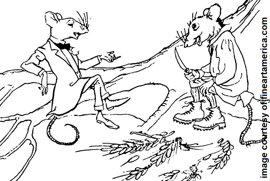 the-town-mouse-and-the-country-mouse-arthur-rackham