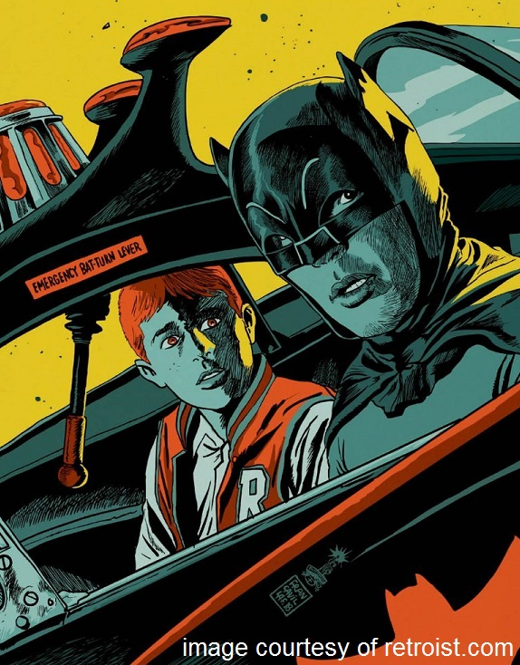 Archie-Meets-Batman-66-Francesco-Francavilla