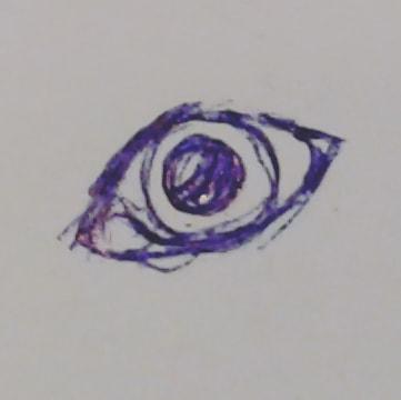 ink eye