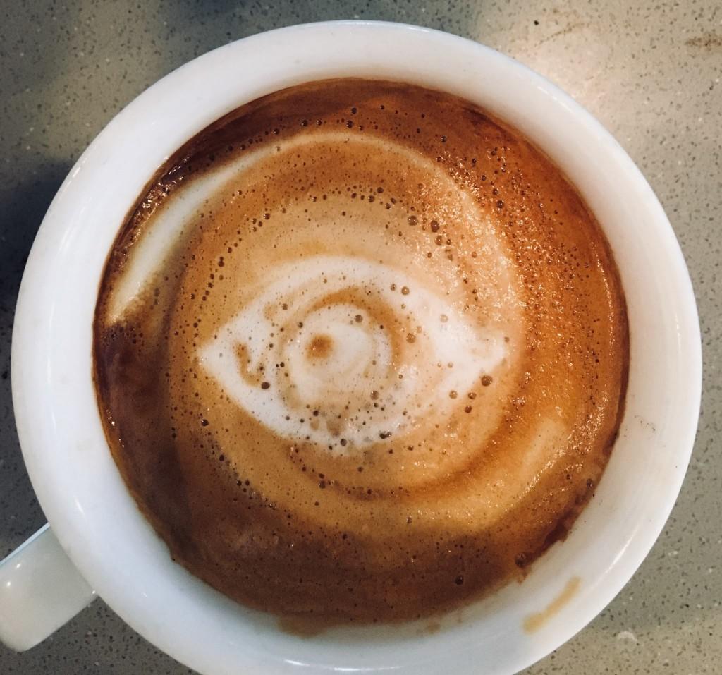 latte eye