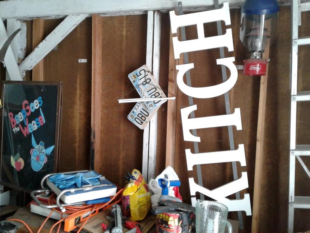 garage KITCH